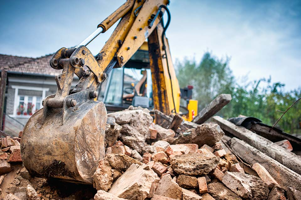 Seattle Demolition Contractor