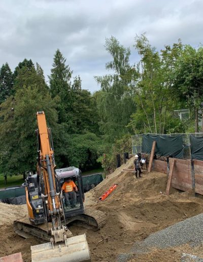 Excavation Contractor Seattle