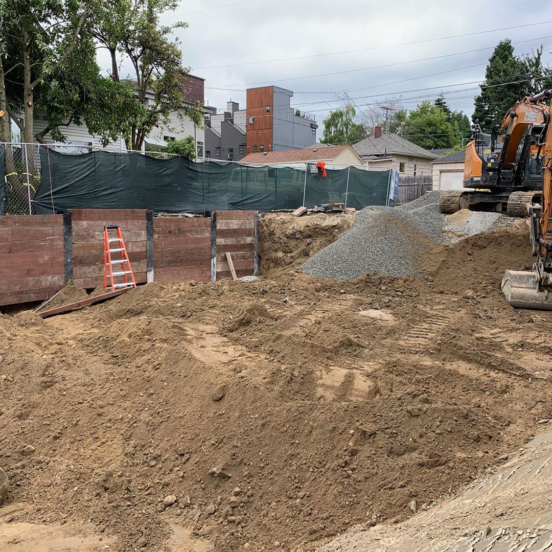 Excavation Contractor in Seattle