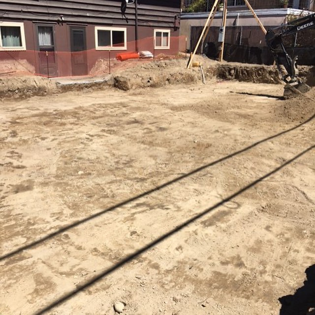 Residential Excavating in Seattle, WA