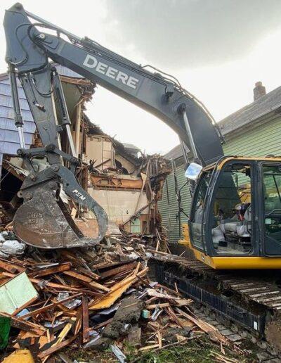 Seattle Demolition Contractor
