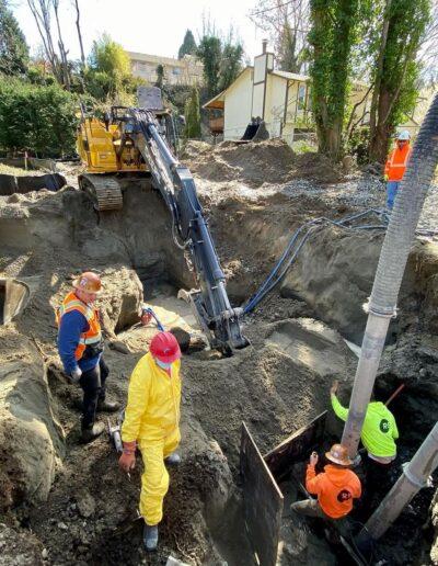 Seattle Underground Utilities Contractor