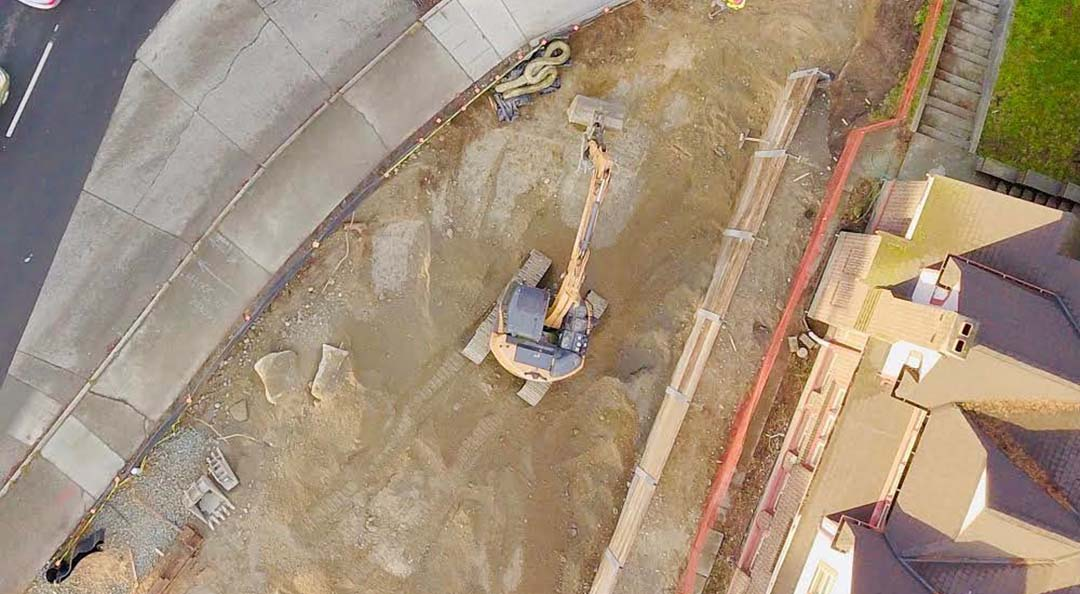 Seattle Site Grading Contractor - Rainstate Earthworks
